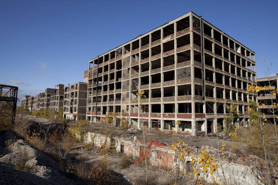 Lessons From the Bankruptcy of Detroit