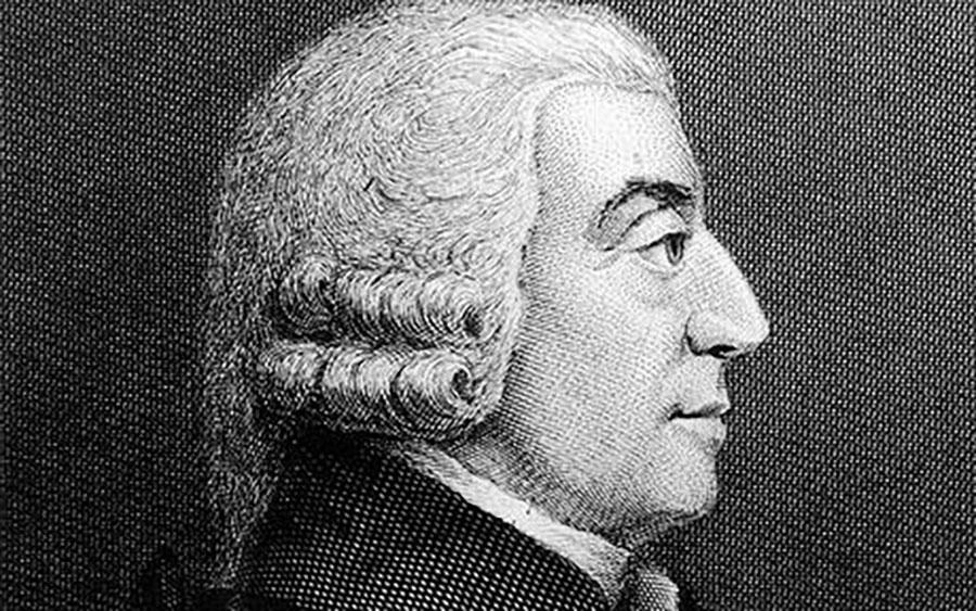 adam smith contribution to economics