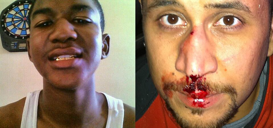 cap mag slider trayvon zimmerman