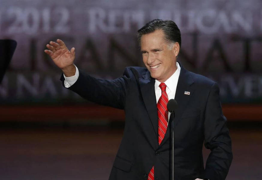 The Nerve That Mitt Romney Struck